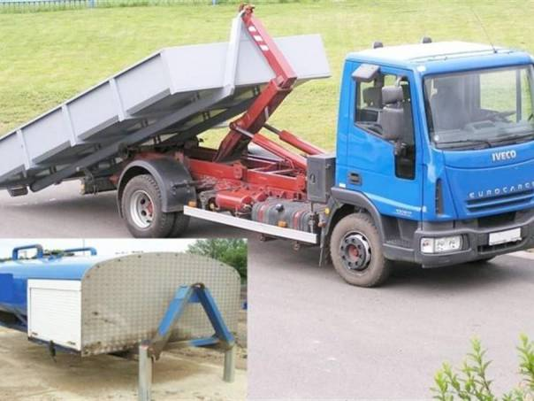 Iveco, foto 1 Užitkové a nákladní vozy, Nad 7,5 t | spěcháto.cz - bazar, inzerce zdarma