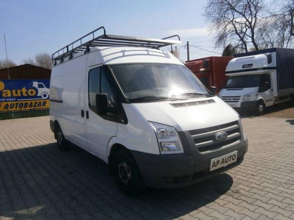 Ford Transit L2H2 A/C SERVISKA, foto 1 Užitkové a nákladní vozy, Do 7,5 t | spěcháto.cz - bazar, inzerce zdarma