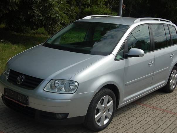 Volkswagen Touran 2.0 TDi - pravidelný servis, foto 1 Auto – moto , Automobily | spěcháto.cz - bazar, inzerce zdarma