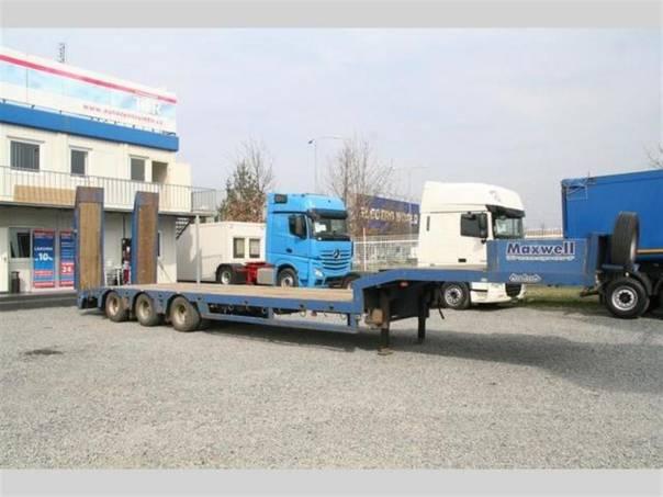 PODVALNÍK VL. HYDRAULIKA, foto 1 Užitkové a nákladní vozy, Přívěsy a návěsy | spěcháto.cz - bazar, inzerce zdarma