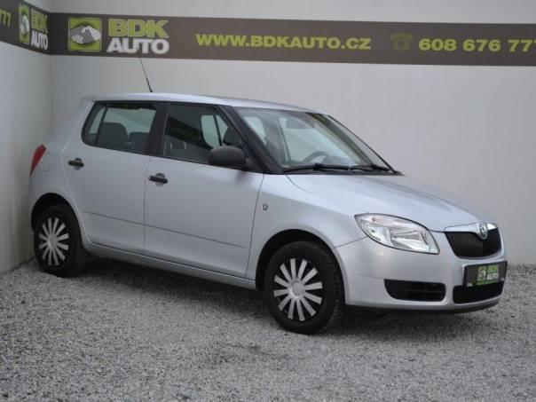 Škoda Fabia 1.2i,44kW,1.majitel, foto 1 Auto – moto , Automobily | spěcháto.cz - bazar, inzerce zdarma
