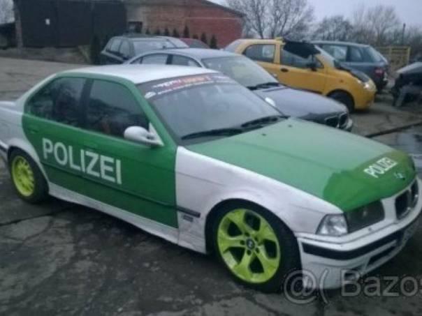 BMW Řada 3 328i DRIFT, foto 1 Auto – moto , Automobily | spěcháto.cz - bazar, inzerce zdarma