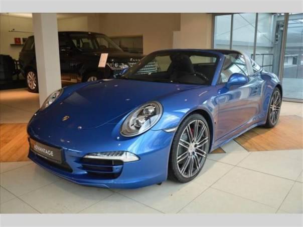 Porsche 911 3.8 991 Targa 4S PDK, foto 1 Auto – moto , Automobily | spěcháto.cz - bazar, inzerce zdarma