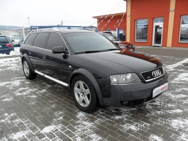 Audi A6 Allroad 2,5 TDI, TIPTRONIC, ALU KOLA, foto 1 Auto – moto , Automobily | spěcháto.cz - bazar, inzerce zdarma
