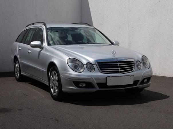Mercedes-Benz Třída E  2.2 CDi, Serv.kniha,ČR, foto 1 Auto – moto , Automobily | spěcháto.cz - bazar, inzerce zdarma