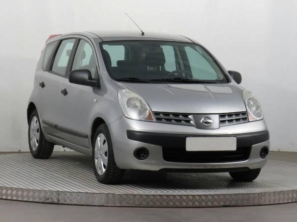 Nissan Note 1.4, foto 1 Auto – moto , Automobily | spěcháto.cz - bazar, inzerce zdarma