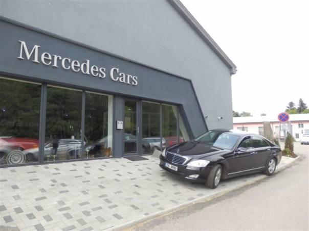 Mercedes-Benz Třída S S 320 CDI, foto 1 Auto – moto , Automobily | spěcháto.cz - bazar, inzerce zdarma