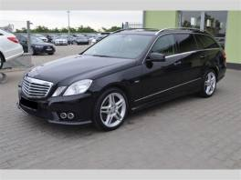 Mercedes-Benz Třída E E 350 CDi 4-MAT+AIR+AMG+ČR+1A