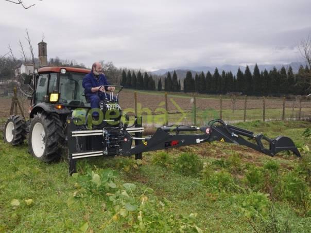 Podkop za traktor, foto 1 Zahrada, zahradní příslušenství, Nářádí a stroje | spěcháto.cz - bazar, inzerce zdarma