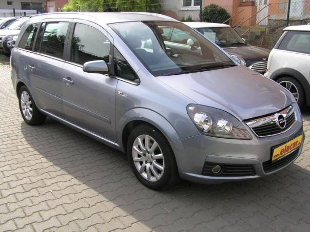 Opel Zafira 1.9 CDTi COSMO-7 míst,6.kvalt,Polok, foto 1 Auto – moto , Automobily | spěcháto.cz - bazar, inzerce zdarma