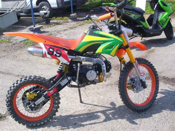 Bemi  DĚTSKÝ CROSS PROFESIONÁL, foto 1 Auto – moto , Motocykly a čtyřkolky | spěcháto.cz - bazar, inzerce zdarma
