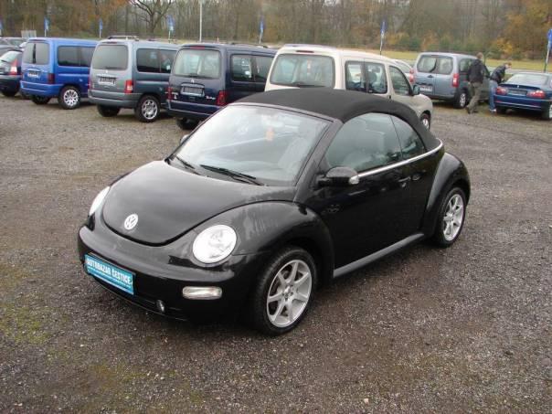 Volkswagen New Beetle 1.9 TDI CABRIO, foto 1 Auto – moto , Automobily | spěcháto.cz - bazar, inzerce zdarma