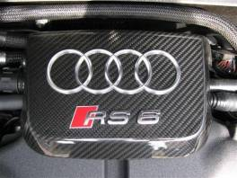 Audi RS6 5.0 TFSi quattro - BÍLÁ 426kW