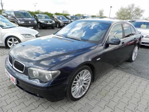 BMW Řada 7 745i V8 245kW  LPG, foto 1 Auto – moto , Automobily | spěcháto.cz - bazar, inzerce zdarma