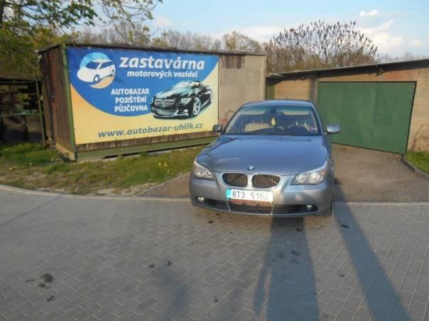 BMW Řada 5 525 D, nová STK, foto 1 Auto – moto , Automobily | spěcháto.cz - bazar, inzerce zdarma