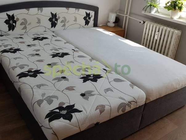 Prodám postel 200x180 cm, foto 1 Bydlení a vybavení, Postele a matrace | spěcháto.cz - bazar, inzerce zdarma