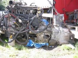 Iveco  Daily 50C13 - motor, 125 k