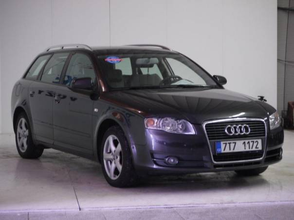 Audi A4 2.0 TDI AVANT, foto 1 Auto – moto , Automobily   spěcháto.cz - bazar, inzerce zdarma