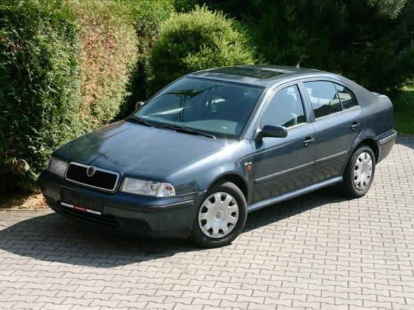 Škoda Octavia 1.8 i 20V klima * šíbr *, foto 1 Auto – moto , Automobily | spěcháto.cz - bazar, inzerce zdarma