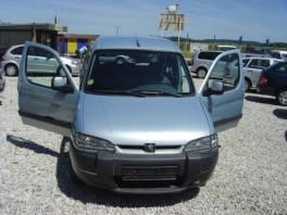 Peugeot Partner 2.0HDi 5dv. , Užitkové a nákladní vozy, Do 7,5 t  | spěcháto.cz - bazar, inzerce zdarma