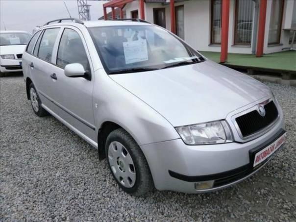 Škoda Fabia 1,4 16v,klima,serviska, foto 1 Auto – moto , Automobily | spěcháto.cz - bazar, inzerce zdarma