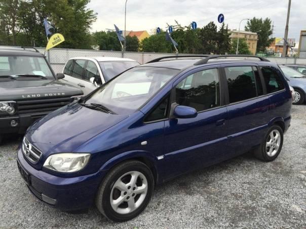 Opel Zafira 2.0 DTI Climatronic, foto 1 Auto – moto , Automobily | spěcháto.cz - bazar, inzerce zdarma