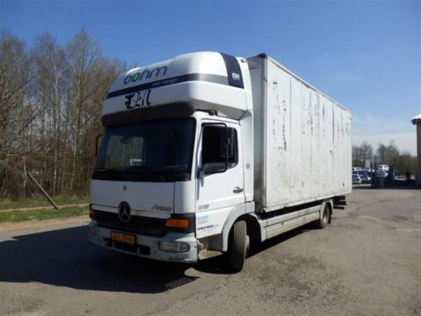Nákladní skříňový 970.21, foto 1 Užitkové a nákladní vozy, Nad 7,5 t | spěcháto.cz - bazar, inzerce zdarma