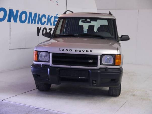 Land Rover Discovery 2.5 Td5/REZERVOVÁNO/, foto 1 Auto – moto , Automobily | spěcháto.cz - bazar, inzerce zdarma