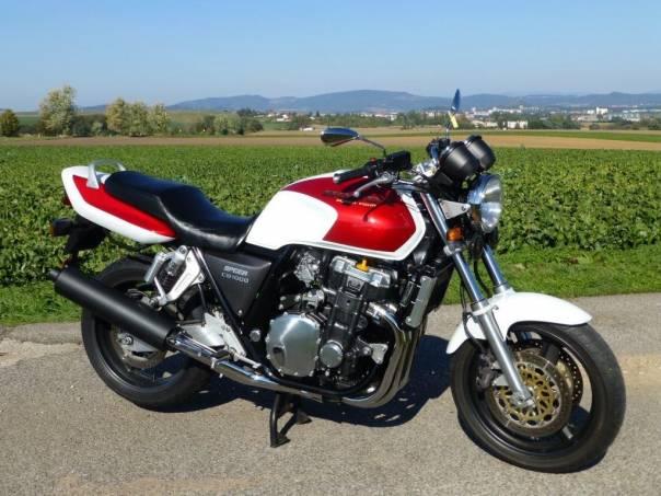 Honda CB , foto 1 Auto – moto , Motocykly a čtyřkolky | spěcháto.cz - bazar, inzerce zdarma