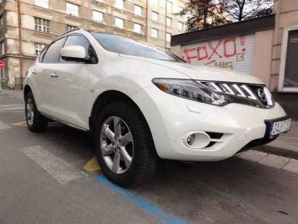 Nissan Murano AWD EU model, navigace, foto 1 Auto – moto , Automobily | spěcháto.cz - bazar, inzerce zdarma