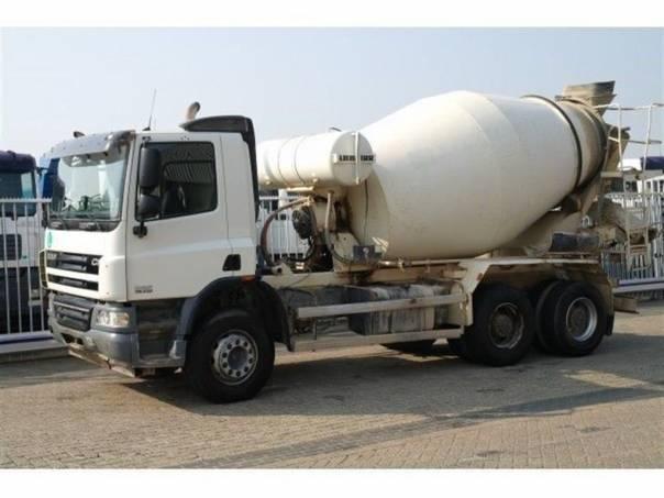 CF 75.310 6x4 mix LIEBHER, foto 1 Užitkové a nákladní vozy, Nad 7,5 t | spěcháto.cz - bazar, inzerce zdarma