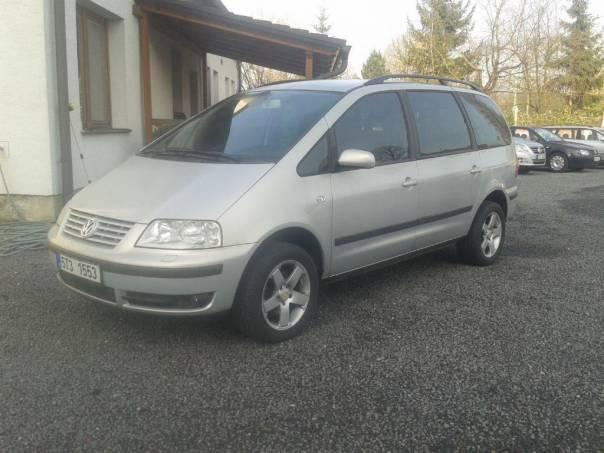 Volkswagen Sharan 1.9 TDI Comfortline, foto 1 Auto – moto , Automobily | spěcháto.cz - bazar, inzerce zdarma