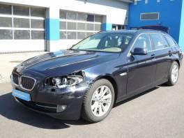 BMW Řada 5 520 D Kombi ser.kniha , Auto – moto , Automobily  | spěcháto.cz - bazar, inzerce zdarma