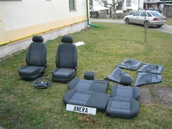 Škoda Octavia čalounění + sedadla na, foto 1 Náhradní díly a příslušenství, Osobní vozy | spěcháto.cz - bazar, inzerce zdarma