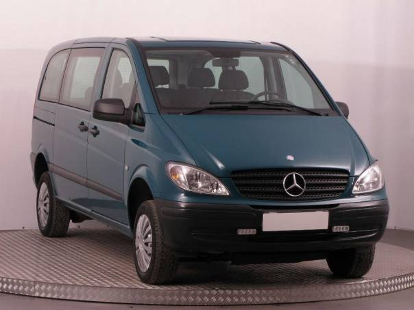 Mercedes-Benz Vito 111 CDI 2.2, foto 1 Užitkové a nákladní vozy, Autobusy | spěcháto.cz - bazar, inzerce zdarma