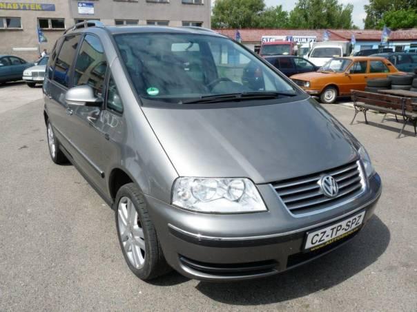 Volkswagen Sharan 2.0 TDI 103Kw, foto 1 Auto – moto , Automobily | spěcháto.cz - bazar, inzerce zdarma