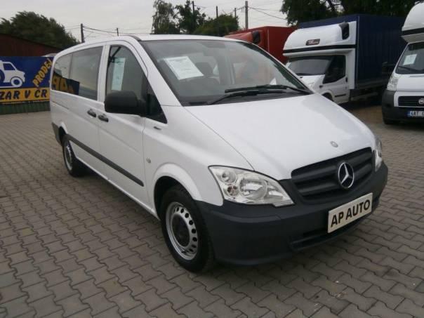 Mercedes-Benz Vito 110CDI LONG KLIMA 2.2CDI, foto 1 Užitkové a nákladní vozy, Autobusy | spěcháto.cz - bazar, inzerce zdarma