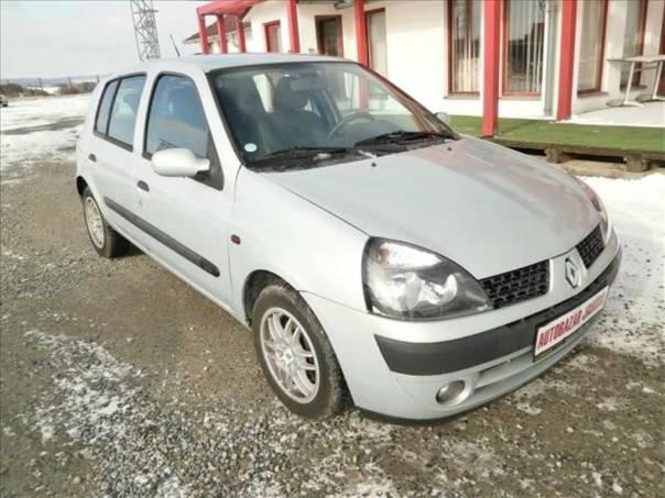 Renault Clio 1,2 16v, nehavarované, 1maj., foto 1 Auto – moto , Automobily | spěcháto.cz - bazar, inzerce zdarma