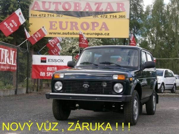 Lada  4x4/61KW/ABS, foto 1 Auto – moto , Automobily | spěcháto.cz - bazar, inzerce zdarma
