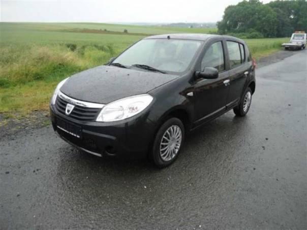 Dacia Sandero 1,5 dci klima, foto 1 Auto – moto , Automobily | spěcháto.cz - bazar, inzerce zdarma
