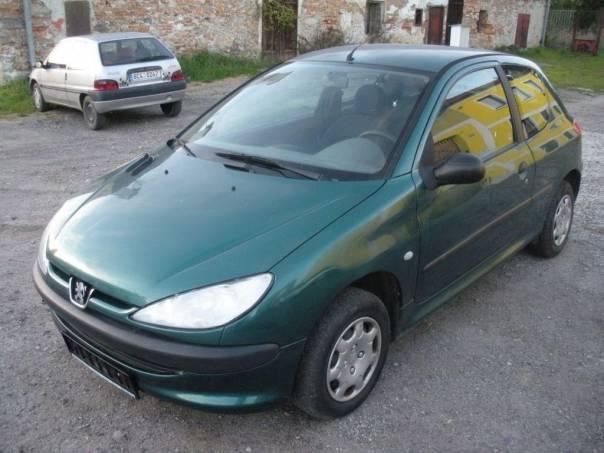 Peugeot 206 1.1 XR Présence EKO ZAPLACENO, foto 1 Auto – moto , Automobily | spěcháto.cz - bazar, inzerce zdarma
