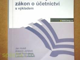 Novelizovaný zákon o účetnictví s výkladem , Hobby, volný čas, Knihy  | spěcháto.cz - bazar, inzerce zdarma