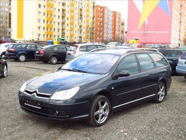 Citroën C5 1,6   HDI - zachovalý vůz, foto 1 Auto – moto , Automobily   spěcháto.cz - bazar, inzerce zdarma