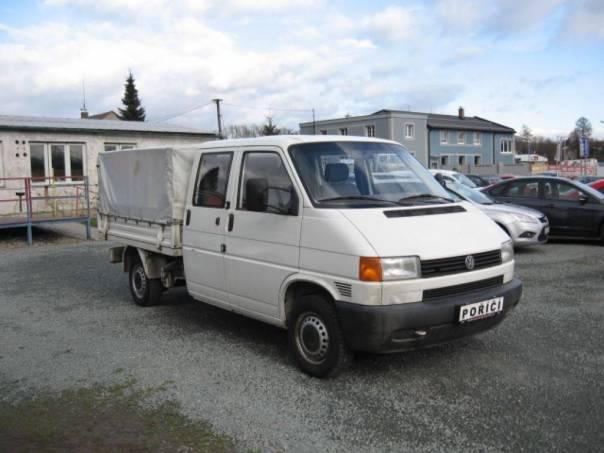 Volkswagen Transporter T4 1.9 Td 6 míst Valník, foto 1 Užitkové a nákladní vozy, Do 7,5 t | spěcháto.cz - bazar, inzerce zdarma