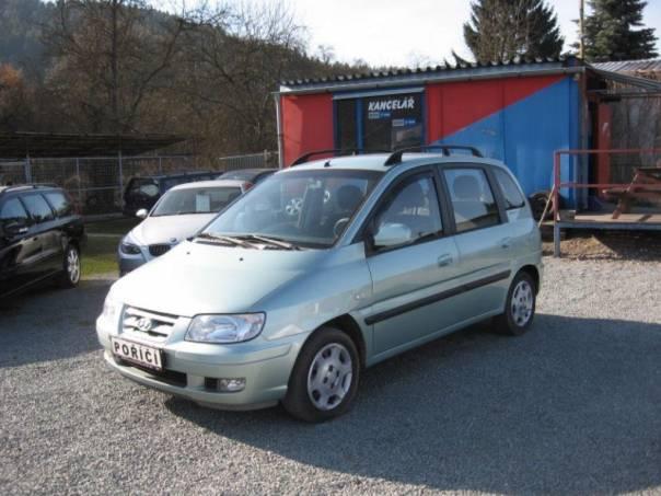 Hyundai Matrix 1.5 CRDi, foto 1 Auto – moto , Automobily | spěcháto.cz - bazar, inzerce zdarma