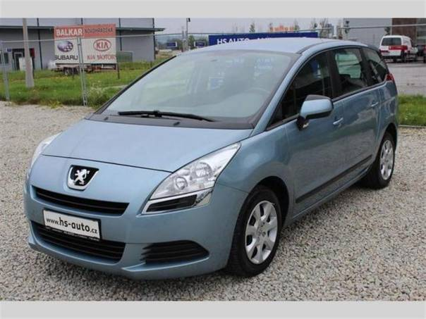Peugeot 5008 1.6 HDi, serviska, klima, foto 1 Auto – moto , Automobily | spěcháto.cz - bazar, inzerce zdarma
