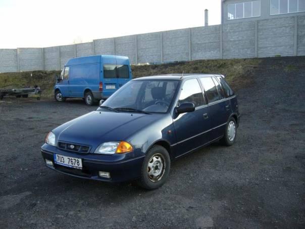 Subaru Justy 1.2  4x4, foto 1 Auto – moto , Automobily | spěcháto.cz - bazar, inzerce zdarma