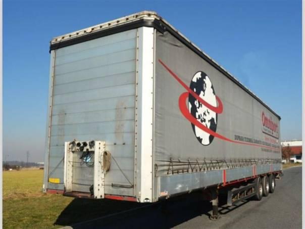SCS 24 MEGA,Lowdeck bočnice, foto 1 Užitkové a nákladní vozy, Přívěsy a návěsy | spěcháto.cz - bazar, inzerce zdarma