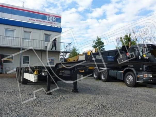 SW 24 - kontejnerový návěs, foto 1 Užitkové a nákladní vozy, Přívěsy a návěsy | spěcháto.cz - bazar, inzerce zdarma