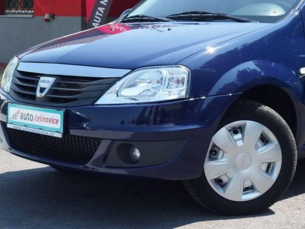 Dacia Logan 1.6i 7 míst, foto 1 Auto – moto , Automobily | spěcháto.cz - bazar, inzerce zdarma